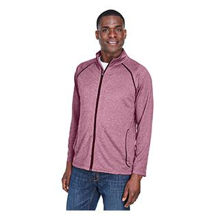 Devon & Jones Mens Stretch Tech Shell Compass Full Zip