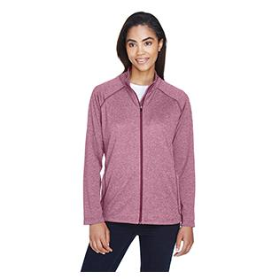 Devon & Jones Ladies Stretch Tech Shell Compass Full Zip