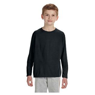Gildan Youth Performance 5 oz. Long Sleeve T-Shirt