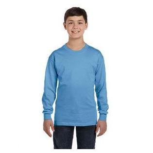 Gildan Youth Long Sleeve T