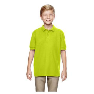 Gildan Youth DryBlend 6.3 oz. Double Piqu Polo