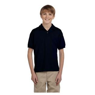 Gildan Youth 50/50 Polo