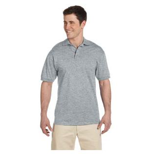 Jerzees Adult 6.1 oz. Heavyweight Cotton Jersey Polo