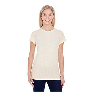 J America Ladies Glitter T-Shirt
