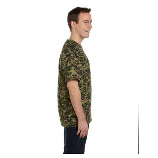 Code V Camouflage T