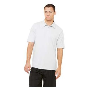All Sport Unisex Performance Three Button Mesh Polo