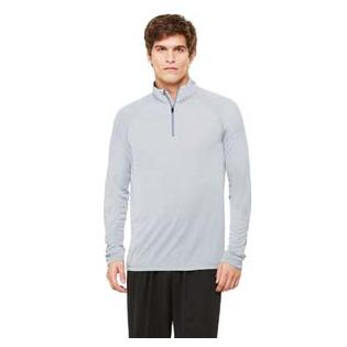 All Sport Unisex Quarter Zip Lightweight Pullover