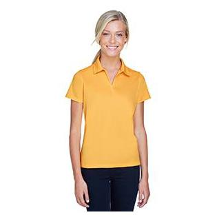 Harriton Ladies Double Mesh Polo