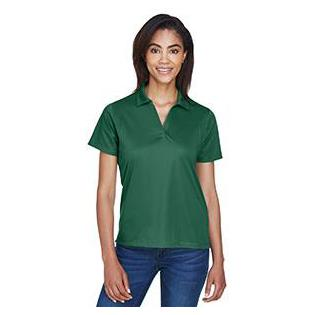 Harriton Ladies Micro Piqu Polo
