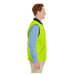 Harriton Adult Dockside Interactive Reversible Freezer Vest