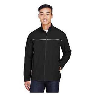 Harriton Mens Echo Soft Shell Jacket