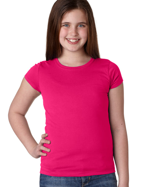 Next Level Girls Princess T-Shirt