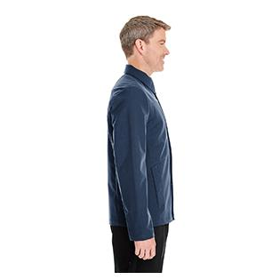 Ash City - North End Mens Edge Soft Shell Jacket with Fold Down Collar