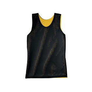 A4 Mens Reversible Mesh Tank Top