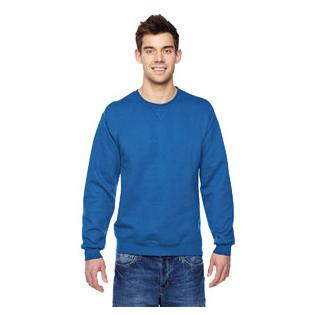Fruit of the Loom Adult 7.2 oz. Sofspun Crewneck Sweatshirt