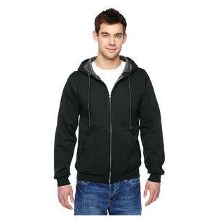 Fruit of the Loom Adult 7.2 oz. Sofspun Full Zip Hooded Sweatshirt