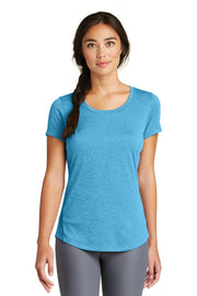 New Era Ladies Series Performance Scoop Tee
