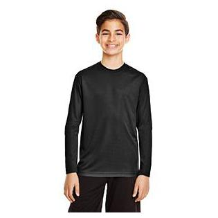 Team 365 Youth Zone Performance Long Sleeve T-Shirt