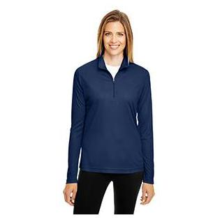 Team 365 Ladies Zone Performance Quarter Zip