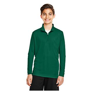Team 365 Youth Zone Performance Quarter Zip