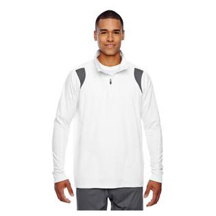 Team 365 Mens Elite Performance Quarter Zip