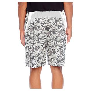 Team 365 Mens Tournament Sublimated Camo Short