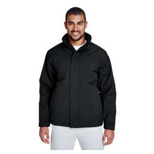 Team 365 Mens Guardian Insulated Soft Shell Jacket