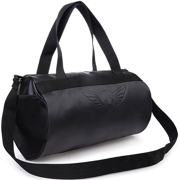 AUXTER BLACKY Gym Bag Leatherette  Duffel Bag