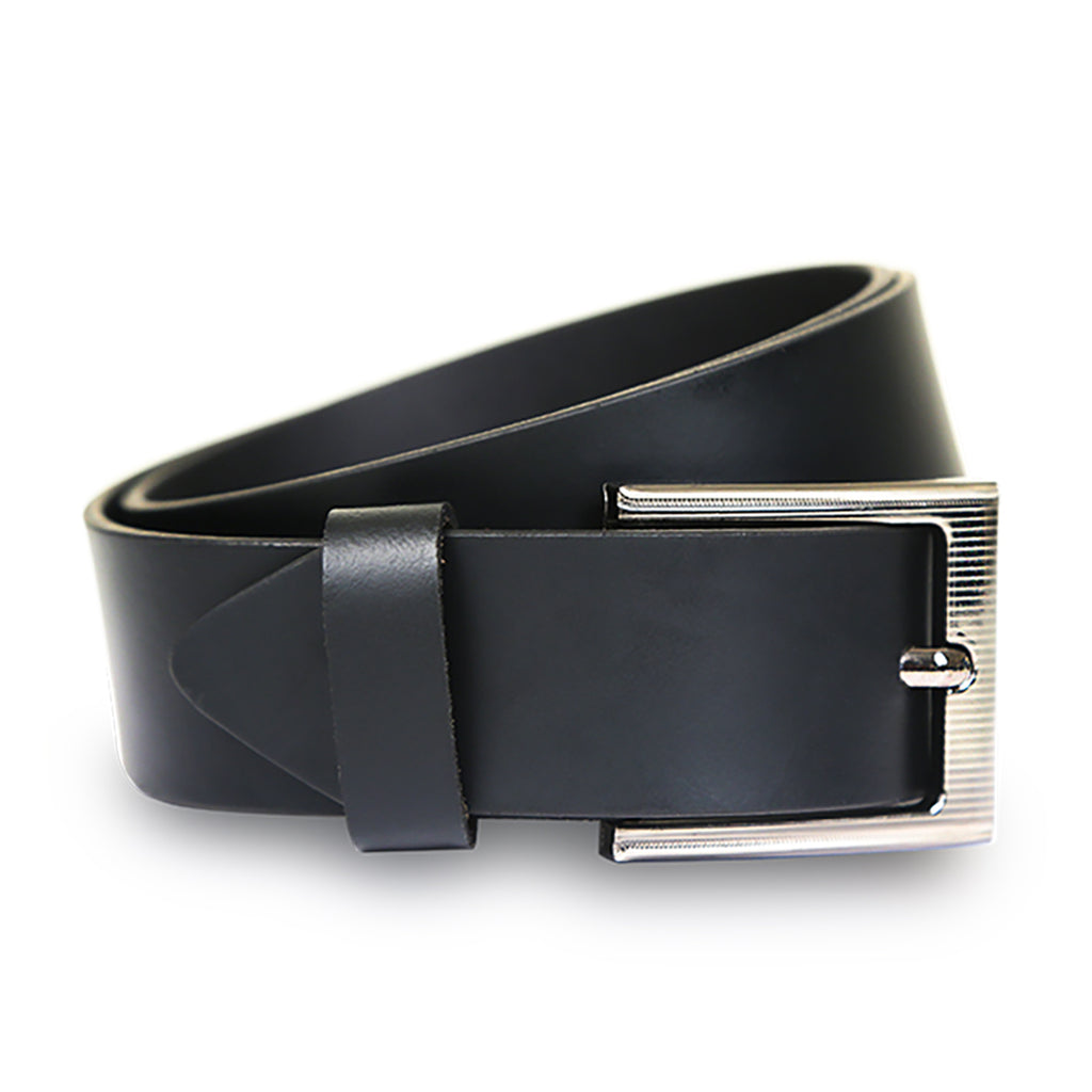 Intrepid Leather Belt