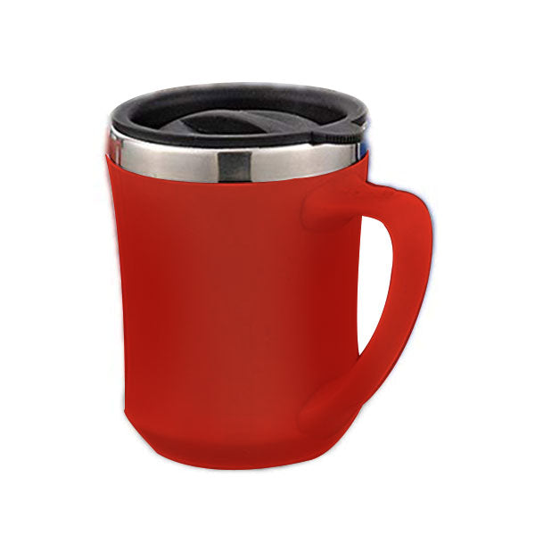 Travel Mug With Sipper Lid