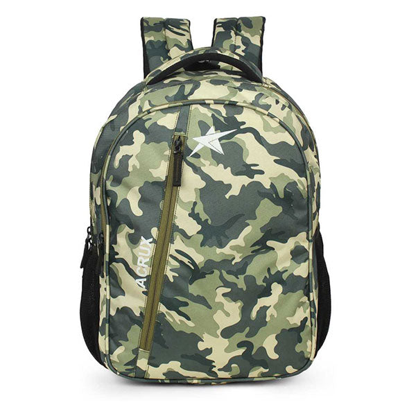 Acrux Camo Laptop Backpack