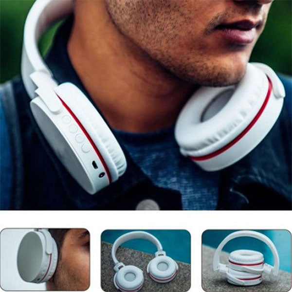 Waltz Bass Bluetooth Headphones