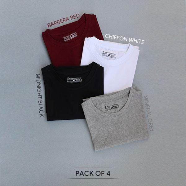 Make Your Own Combo - Classic Tee (4-Pack)