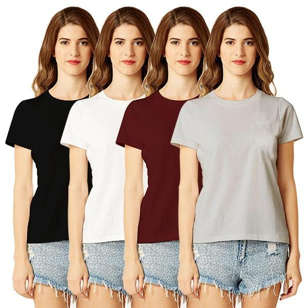 formal t shirt for ladies
