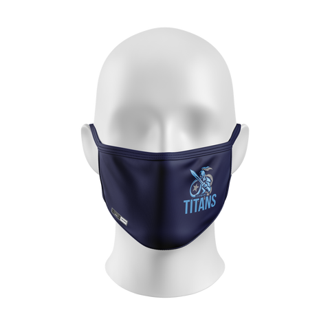 Tshwane Titans Official TK Face Mask
