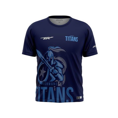 Tshwane Titans Official TK Warm-Up T