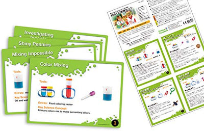 Learning Resources Primary Science Lab Activity Set, Science Exploration, 22 Pieces, Ages 4+