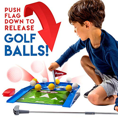 Kids Sports Spin N Putt Golf Game - Kids Golf Ages 5-10