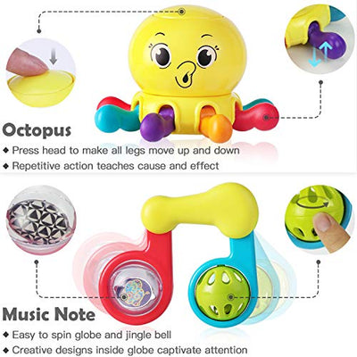 Newborn and Baby Rattles & Teethers - Newborn Baby Gifts