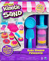 Kinetic Sand Bake Shoppe Playset - 1 LB of Kinetic Sand - Creative Kids Toys