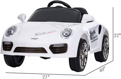 Kids Electric Ride on Car - Lifelike Car for your Baby!
