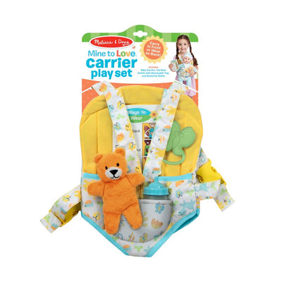 Mine To Love Carrier Play Set - Age 3-4 Children Toys