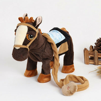 Electric Small Walking Horse Toy - Dancing Horse Toy for Kids