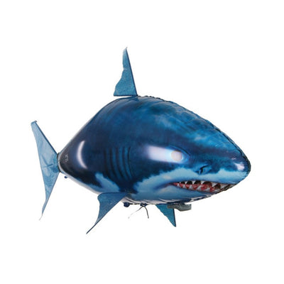 Remote Control Flying Shark Toy - Infrared RC Flying Fish
