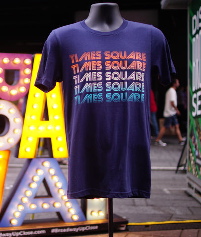 Times Square Retro T-Shirt