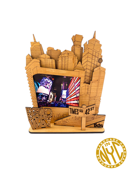 Times Square Picture Frame