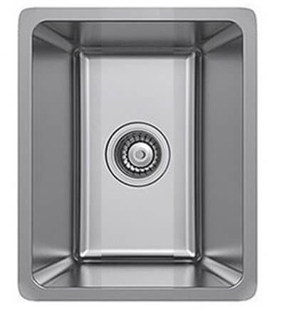 CLASSIC Handcrafted Stainless Steel Sink 300x450x200mm