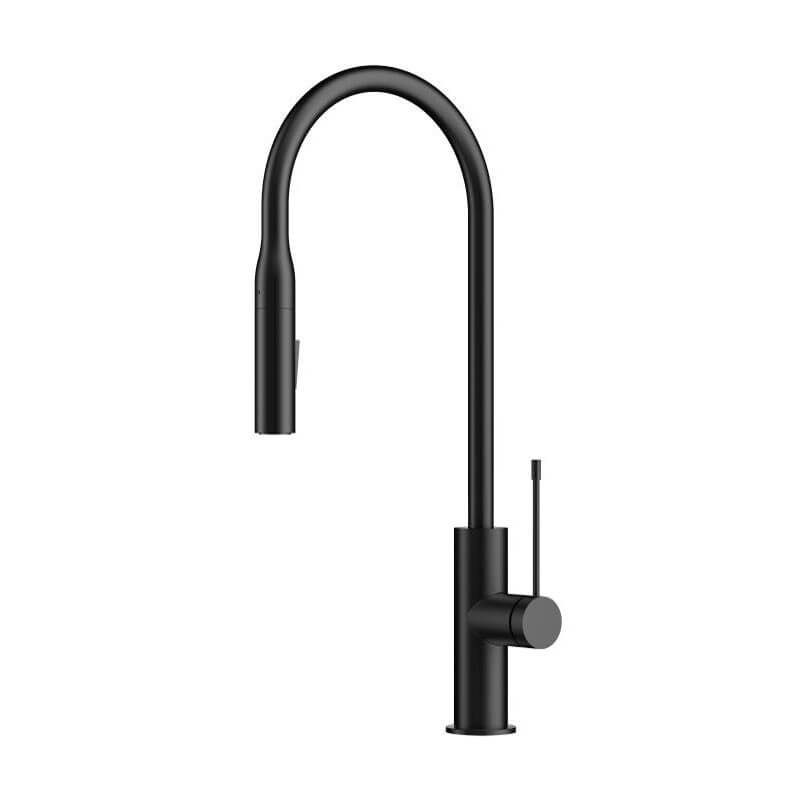 AZIZ Pull Out Pin Handle Sink Mixer Tap