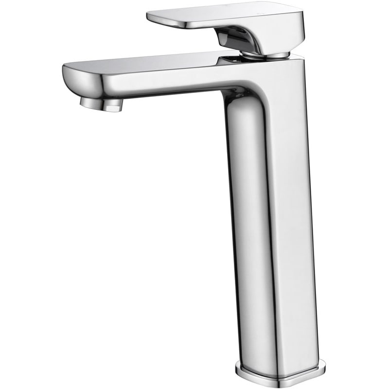 Alice Soft Square Tall Basin Mixer