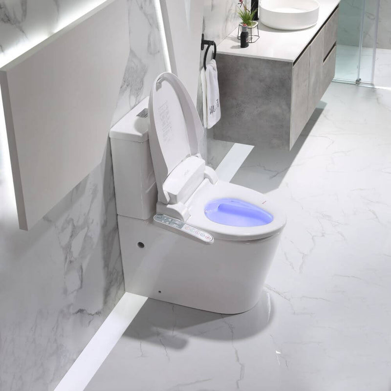 Gladys Smart Bidet Wash & Dry Electronic Seat